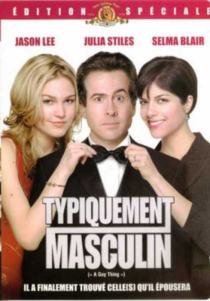 French DVDs - A Guy Thing
