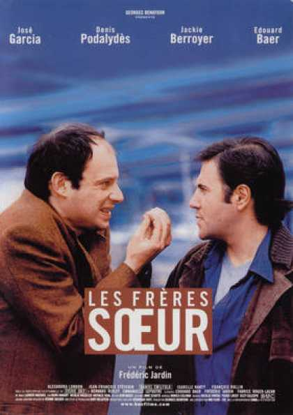 French DVDs - Les Freres Soeur