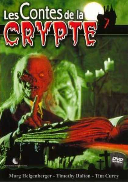 French DVDs - Tales From The Crypt French Vol 7