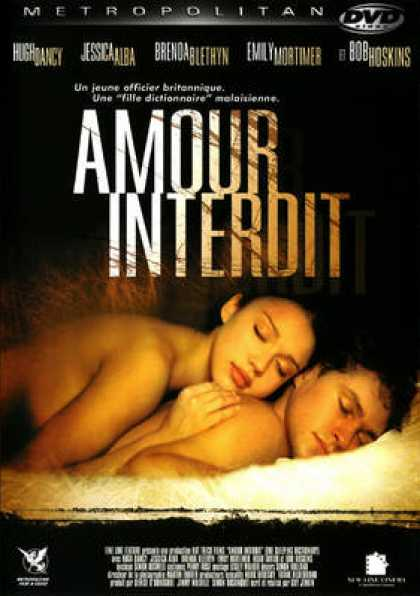 French DVDs - Amour Interdit