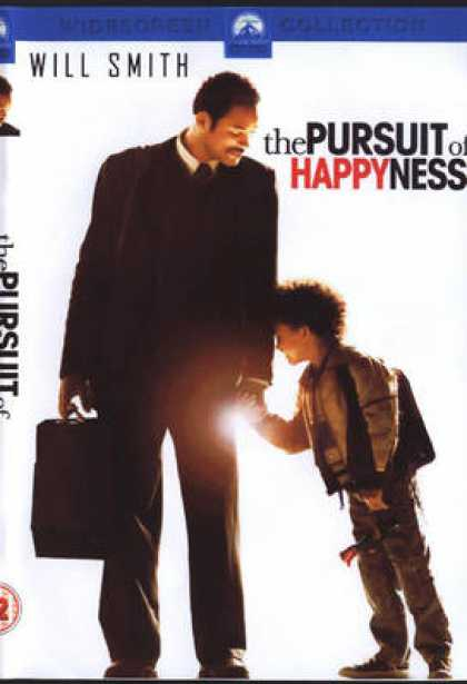 French DVDs - Pursuit Of Happiness FRENCH Custom/a La Recher