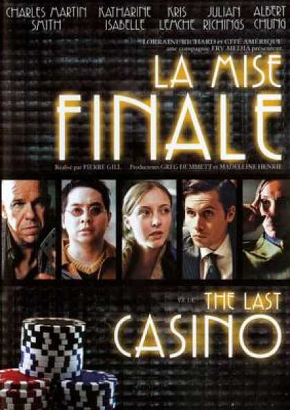 French DVDs - The Last Casino