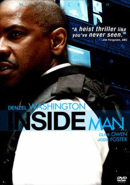 French DVDs - Inside Man