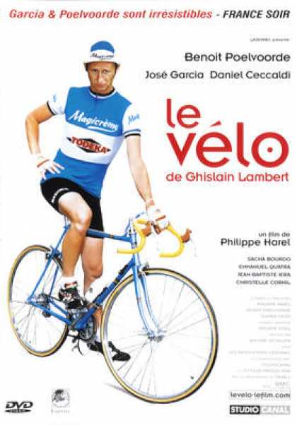 French DVDs - Le Velo