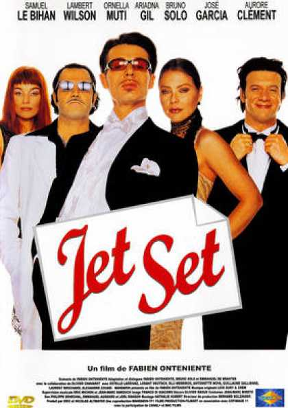 French DVDs - Jet Set