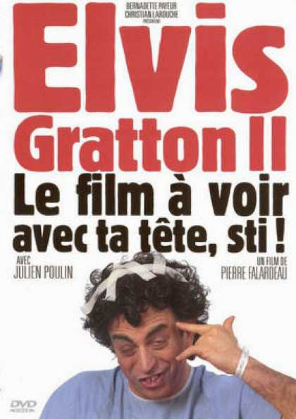 French DVDs - Elvis Gratton II