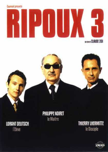 French DVDs - Ripoux 3 Les