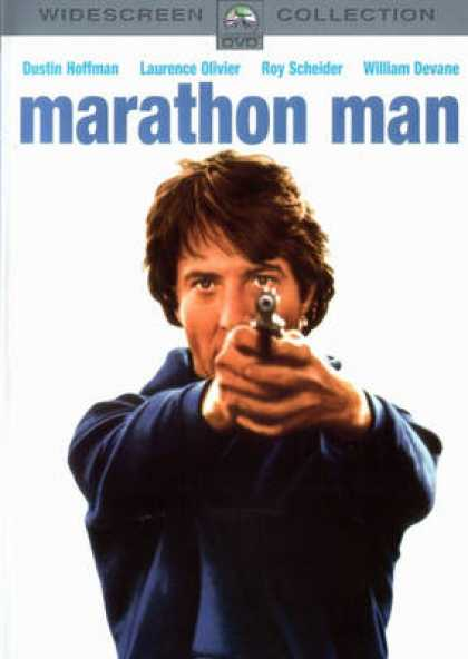 French DVDs - Marathon Man