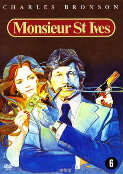 French DVDs - Monsieur St Yves