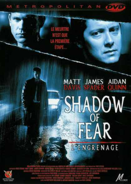 French DVDs - Shadow Of Fear