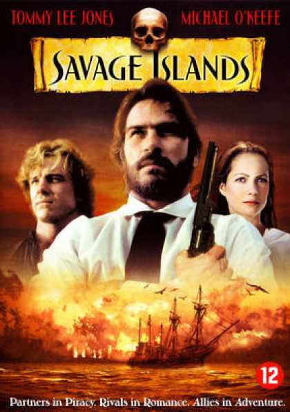 French DVDs - Savage Islands