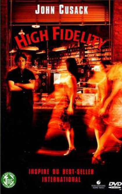 French DVDs - High Fidelity
