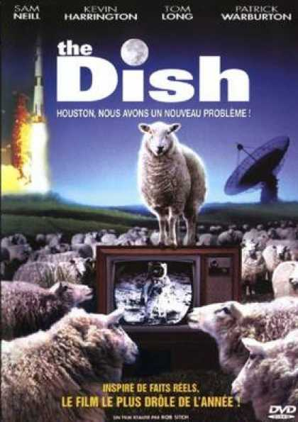 French DVDs - The Dish