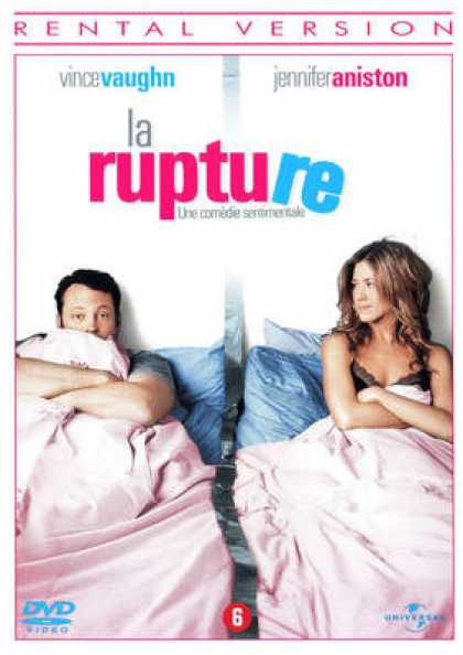 French DVDs - The Break-Up