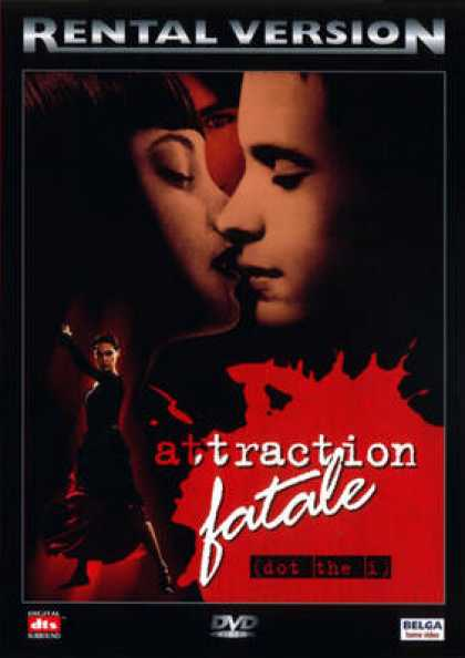 French DVDs - Attraction Fatale