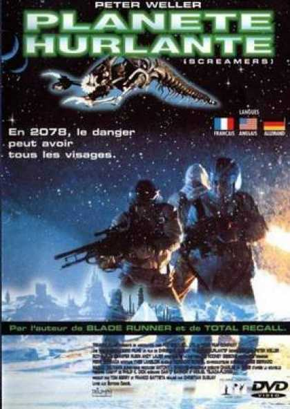 French DVDs - Screamers