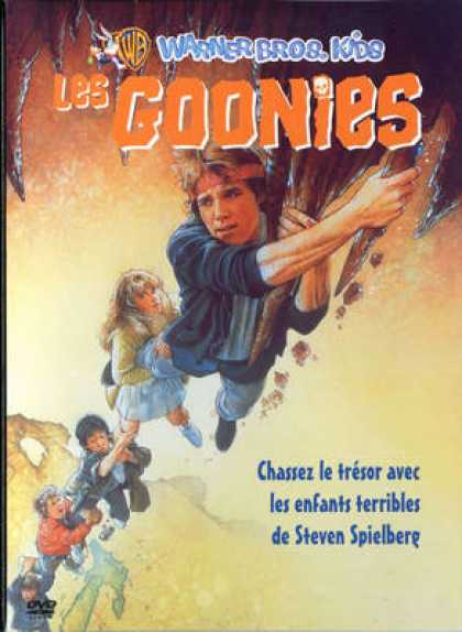 French DVDs - The Goonies