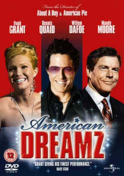 French DVDs - American Dreamz
