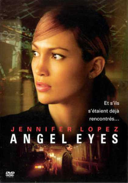 French DVDs - Angel Eyes