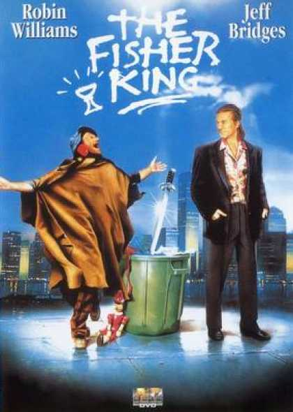 French DVDs - Fisher King