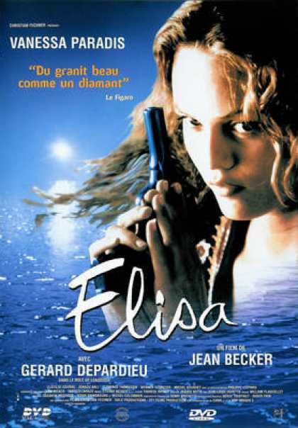 French DVDs - Elisa