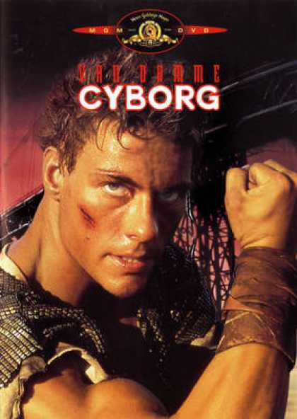 French DVDs - Cyborg