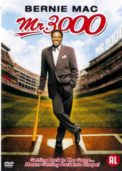 French DVDs - Mr 3000 FRENCH ENGLISH