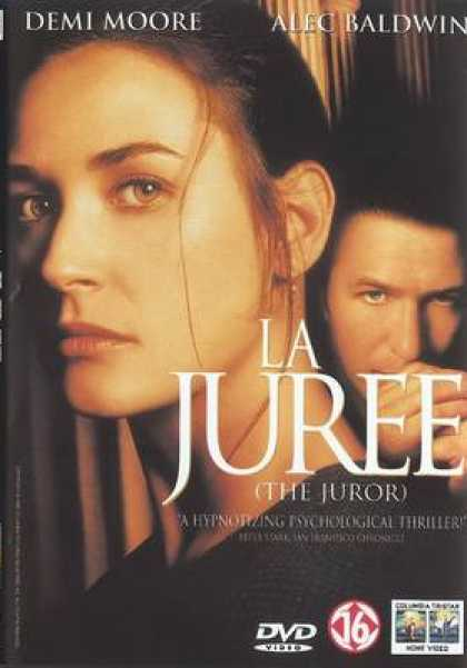 French DVDs - The Juror