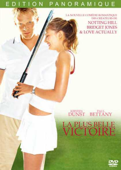 French DVDs - Wimbledon