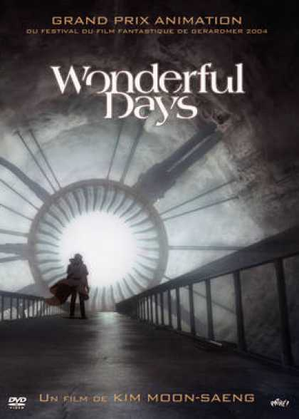 French DVDs - Wonderful Days