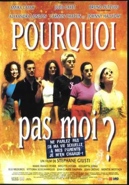 French DVDs - Pourquoi Pas Moi