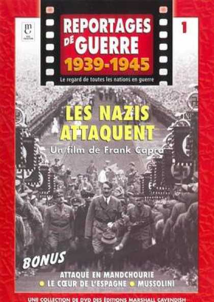 French DVDs - The Reports Of War