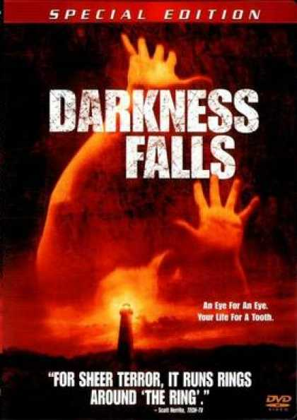 French DVDs - Darkness Falls Special