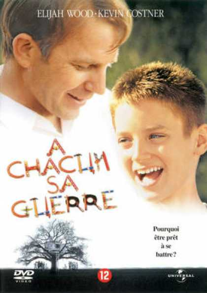 French DVDs - A Chacun Sa Guerre
