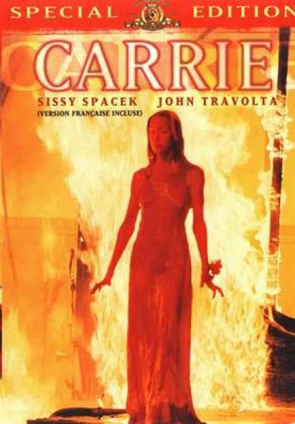 French DVDs - Carrie