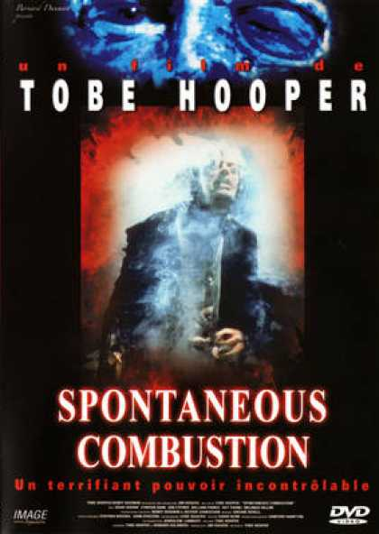 French DVDs - Spontaneous Combustion