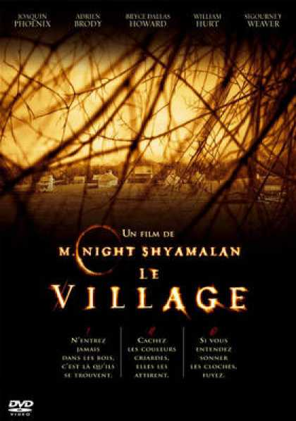 French DVDs - The Village