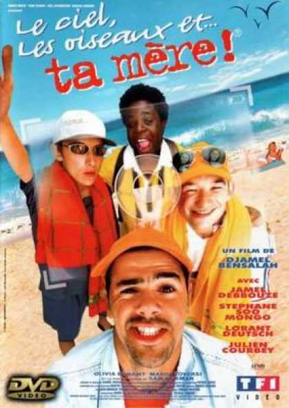 French DVDs - Boys On The Beach
