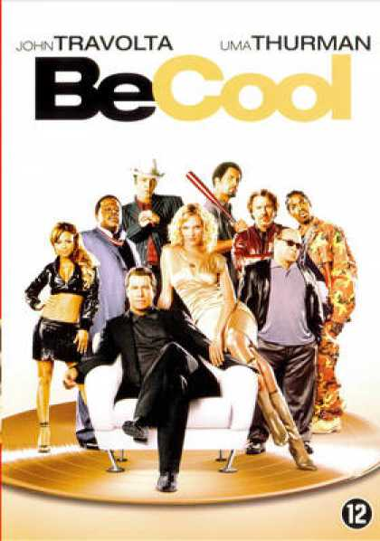 French DVDs - Be Cool