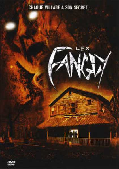 French DVDs - Les Fangly