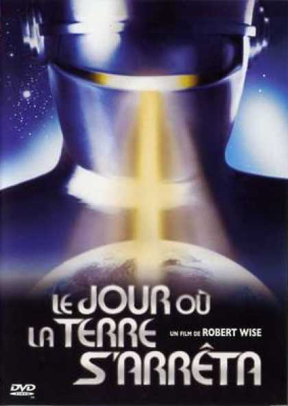 French DVDs - The Day The Earth Stood Still