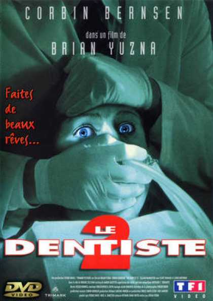 French DVDs - The Dentist 2