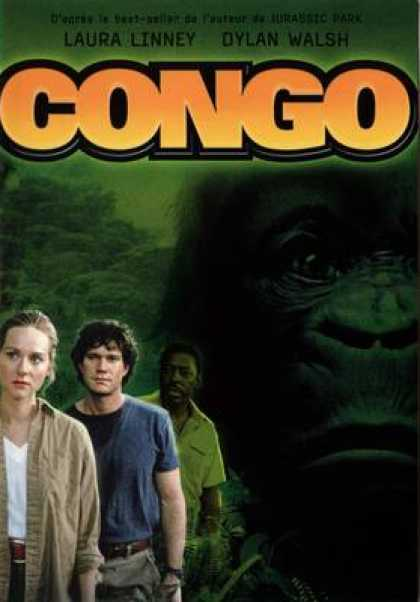 French DVDs - Congo