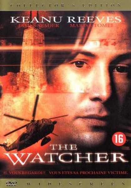 French DVDs - The Watcher Collectors Edition Widescreen