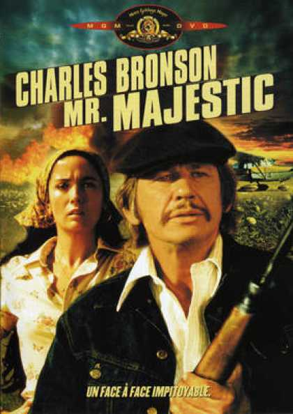 French DVDs - Mr Majestic