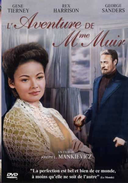 French DVDs - The Ghost And Mrs. Muir