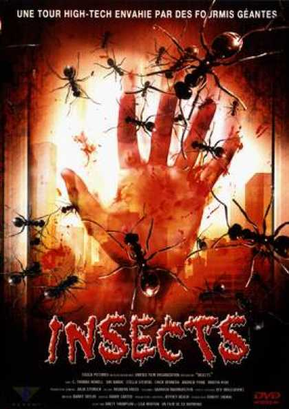 French DVDs - Insects