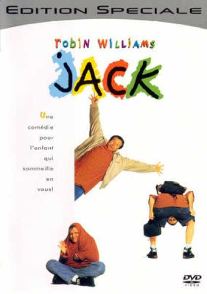 French DVDs - Jack