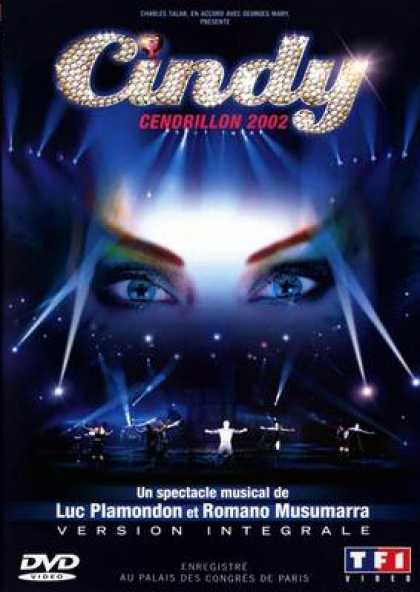 French DVDs - Cindy Cendrillon