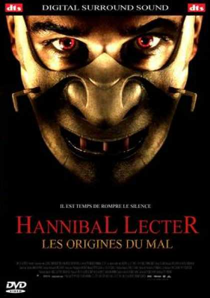 French DVDs - Hannibal Rising